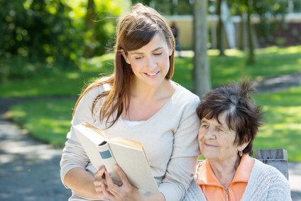 Betreuungsfall für Post - Umzug ins Seniorenheim